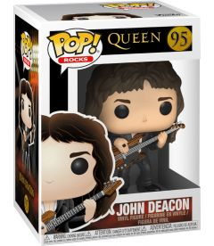 FUNKO POP! QUEEN - JOHN DEACON (9 CM)