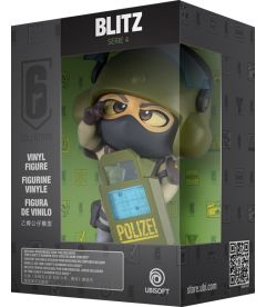 CHIBI SIX COLLECTION - BLITZ (SERIE 4)