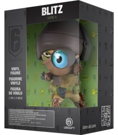 CHIBI SIX COLLECTION - GLAZ (SERIE 4)
