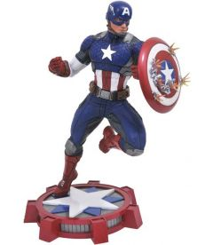 Marvel - Captain America (Marvel Gallery, 23 cm)