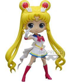 Sailor Moon Eternal The Movie - Super Sailor Moon (Q Posket, Vers. A, 14 cm)