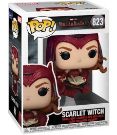 Funko Pop! Marvel Wandavision - Scarlet Witch (9 cm)