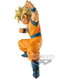 Dragon Ball Super - Son Goku Super Saiyan (Zenkai Solid Vol.1, 19 cm)