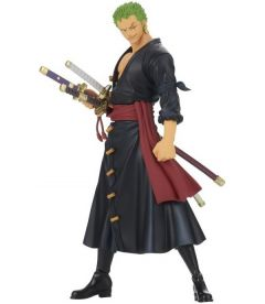 One Piece - Roronoa Zoro (DXF The Grandline Men Wanokuni Vol.13, 17 cm)