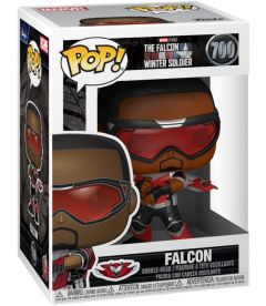 Funko Pop! Marvel The Falcon & Winter Soldier - Falcon (9 cm)