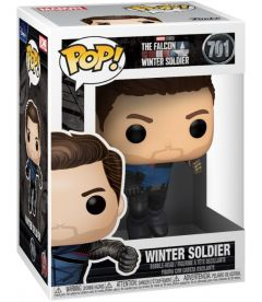 Funko Pop! Marvel The Falcon & Winter Soldier - Winter Soldier (9 cm)