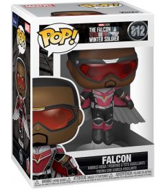 Funko Pop! Marvel The Falcon & Winter Soldier - Falcon Flying (9 cm)