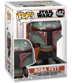 Funko Pop! Star Wars The Mandalorian - Boba Fett (9 cm)