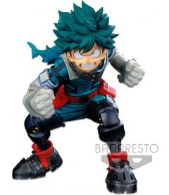 My Hero Academia - Izuku Midoriya (Super Master Stars Piece Colosseum, 18 cm)