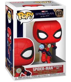 Funko Pop! Marvel Spider-Man No Way Home - Spider-Man (Integrated Suit, 9 cm)