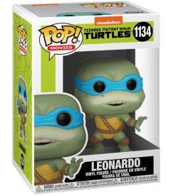 Funko Pop! TMNT 2 - Leonardo (9 cm)