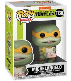 Funko Pop! TMNT 2 - Michelangelo (9 cm)