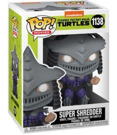 Funko Pop! TMNT 2 - Super Shredder (9 cm)