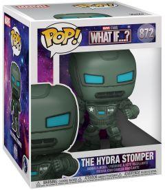 Funko Pop! Marvel What If - Hydra Stomper (15 cm)