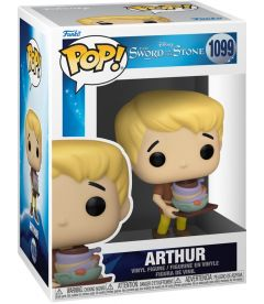 Funko Pop! The Sword In The Stone - Arthur (9 cm)