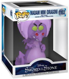 Funko Pop! The Sword In The Stone - Mim As Dragon (15 cm)