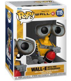 Funko Pop! Disney Wall-E - Wall-E With Fire Extinguisher (9 cm)