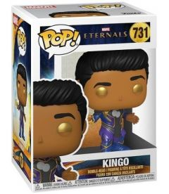 Funko Pop! Marvel's Eternals - Kingo (9 cm)