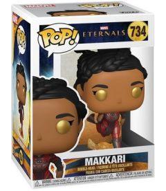 Funko Pop! Marvel's Eternals - Makkari (9 cm)