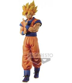 Dragon Ball Z - Super Saiyan Goku (Solid Edge Works Vol.1, 23 cm)