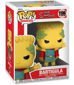 Funko Pop! Simpson - Bartigula Bart (9 cm)