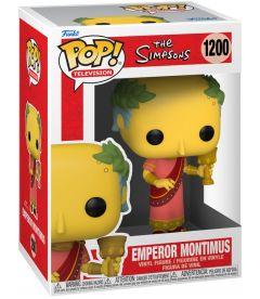 Funko Pop! Simpson - Emperor Montimus (9 cm)