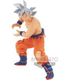 Dragon Ball Super - Goku Ultra Instinct (Super Zenkai Solid Vol.3, 18 cm)