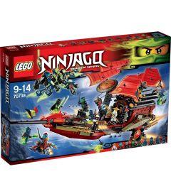 LEGO NINJAGO - IL VOLO FINALEDEL VASCELLO DEL DESTINO