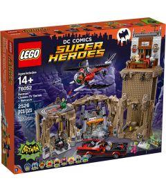 Lego DC Comics Super Heroes - Batman Classic: Batcaverna