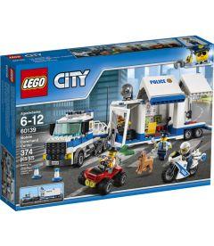 LEGO CITY - CENTRO DI COMANDOMOBILE