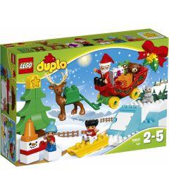 LEGO DUPLO - LE AVVENTURE DI BABBO NATALE