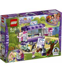 LEGO FRIENDS - LO STAND DELL'ARTE DI EMMA