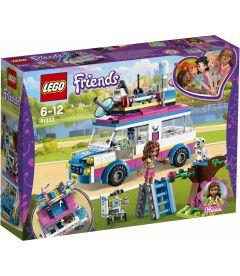 LEGO FRIENDS - IL VEICOLO DELLE MISSIONI DI OLIVIA