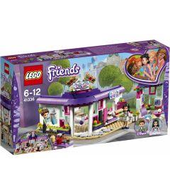 LEGO FRIENDS - IL CAFFE' DEGLI ARTISTI DI EMMA