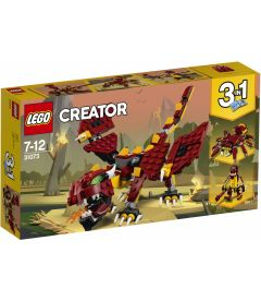 LEGO CREATOR - CREATURE MITICHE