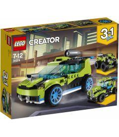 LEGO CREATOR - AUTO DA RALLY ROCKET