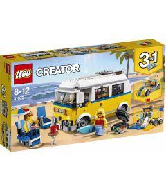 LEGO CREATOR - SURFER VAN GIALLO