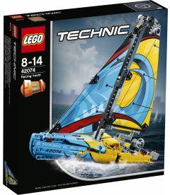 LEGO TECHNIC - YACHT DA GARA