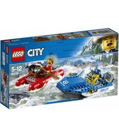 LEGO CITY - FUGA SUL FIUME