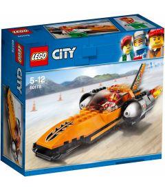 LEGO CITY - BOLIDE DA RECORD