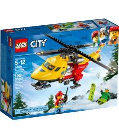 LEGO CITY - ELI-AMBULANZA
