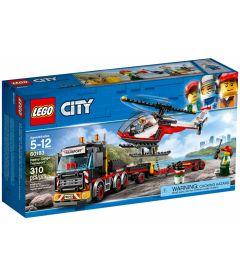 LEGO CITY - TRASPORTATORE CARICHI PESANTI