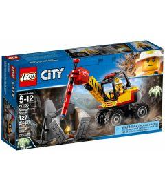 LEGO CITY - SPACCAROCCIA DA MINIERA