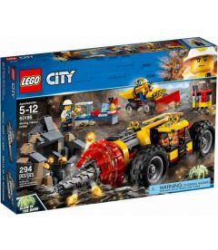 LEGO CITY - TRIVELLA PESANTE DA MINIERA