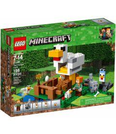 LEGO MINECRAFT - IL POLLAIO