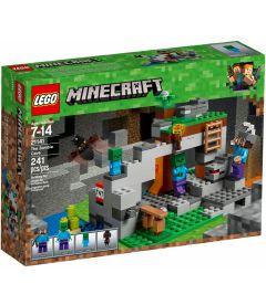 LEGO MINECRAFT - LA CAVERNA DELLO ZOMBIE