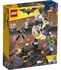 LEGO THE BATMAN MOVIE - BATTAGLIA A COLPI DI CIBO CON IL MEC