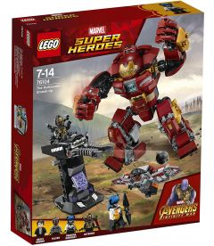 LEGO MARVEL SUPER HEROES - DUELLO CON HULKBUSTER