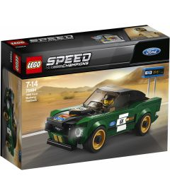 LEGO SPEED CHAMPIONS - FORD MUSTANG FASTBACK