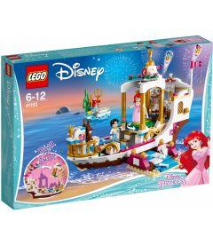 LEGO DISNEY PRINCESS - LA BARCA DELLA FESTA REALE DI ARIEL